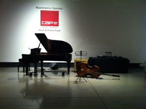 Music at the Reach Gallery